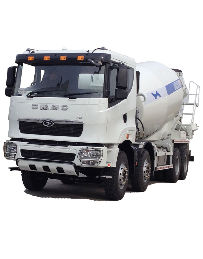 Camion Malaxeur 8x4