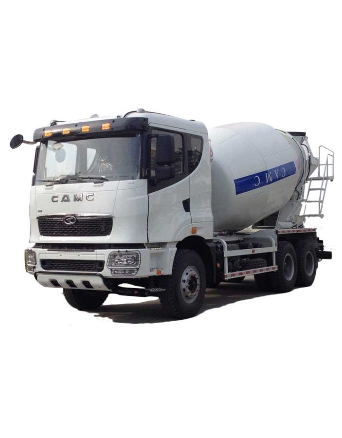 Camion Malaxeur 6x4 H08